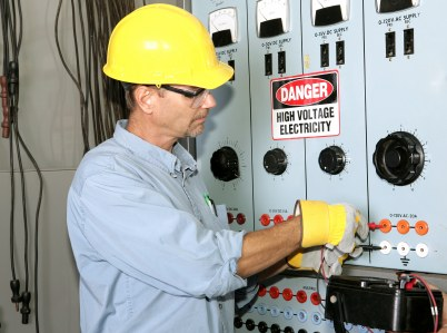 Tri-City Electric industrial electrician in Terrell, NC.