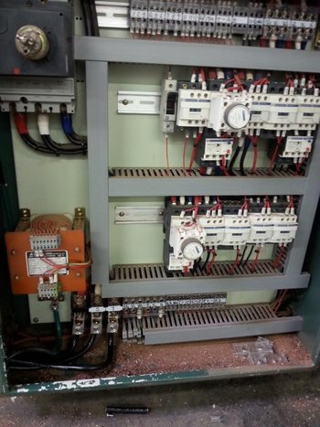Machine Wiring in Sherrill Ford, NC by Tri-City Electric